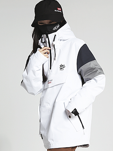 18/19 Anorak Jacket[White]